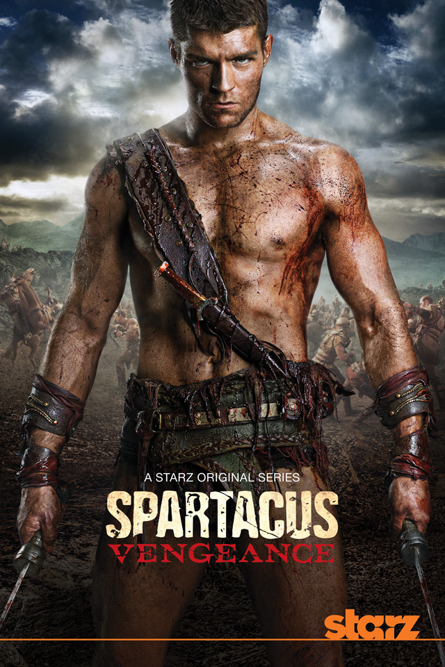 'Spartacus: Vengeance' Gets a Release Date, Key Art and Trailer
