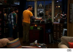 'The Big Bang Theory' - 'The Ornithophobia Diffusion'