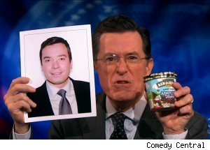 Jimmy Fallon, 'The Colbert Report'