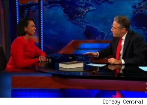 Condoleezza Rice, 'The Daily Show with Jon Stewart'