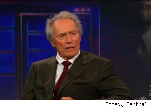 Clint Eastwood, 'The Daily Show with Jon Stewart'
