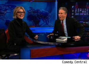 Diane Keaton, 'The Daily Show with Jon Stewart'