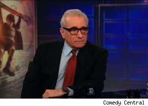 Martin Scorsese, 'The Daily Show with Jon Stewart'
