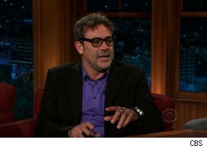 Jeffrey Dean Morgan, 'The Late Late Show with Craig Ferguson'