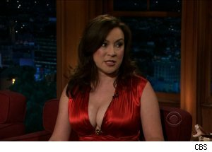 Jennifer Tilly, 'The Late Late Show with Craig Ferguson'