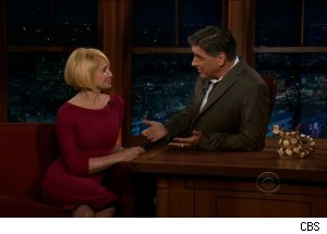 Ellen Barkin, 'The Late Late Show with Craig Ferguson'