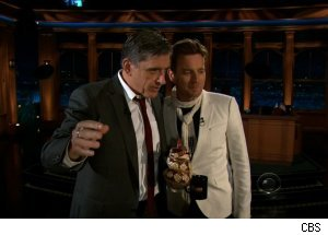 Ewan McGregor, 'The Late Late Show with Craig Ferguson'