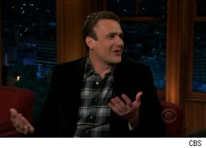 Jason Segel, 'The Late Late Show with Craig Ferguson'
