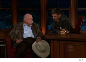 Wilford Brimley, 'The Late Late Show with Craig Ferguson'