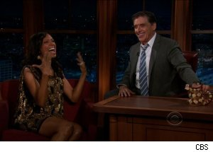 Aisha Tyler, 'The Late Late Show with Craig Ferguson'