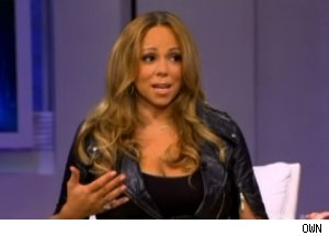 Mariah Carey, 'The Rosie Show'