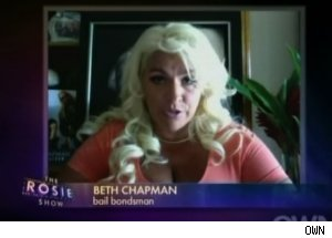 Beth Chapman, 'The Rosie Show'
