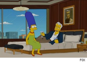 'The Simpsons' - 'The Man in the Blue Flannel Pants'