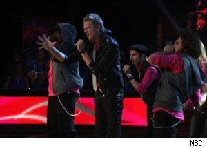 Pentatonix, 'The Sing-Off'