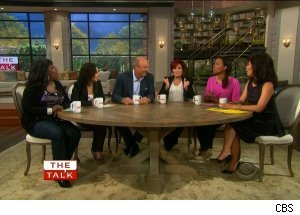 Dr. Phil McGraw, 'The Talk'