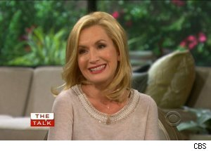 Angela Kinsey, 'The Talk'