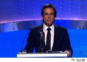 Ben Stiller, '2011 Brittania Awards'