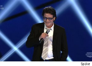 Charlie Sheen, '2011 Video Game Awards'