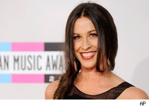 Alanis Morissette Up All Night