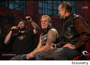 'American Chopper Live: The Build-Off'