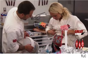 Got a Bun in the Oven on 'Cake Boss: Next Great Baker' (VIDEO