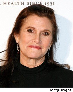 Carrie Fisher Hallmark Movie