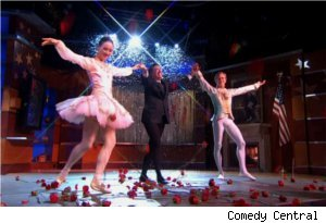 Ballet on 'The Colbert Report'
