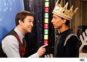 Taran Killam & Danny Pudi, 'Community'