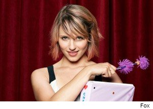 Dianna Agron Glee