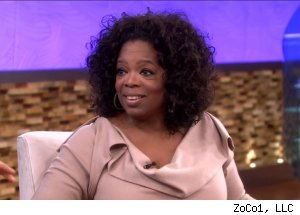 Oprah Winfrey, 'The Dr. Oz Show'
