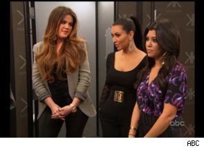 Kardashian sisters, 'Extreme Makeover: Home Edition'
