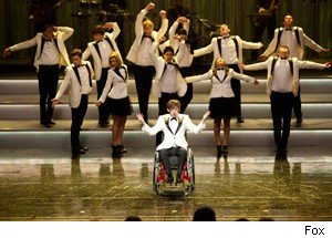 Glee Michael Jackson