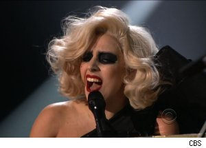 Lady Gaga, 'Grammy Nominations Concert Live'