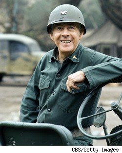 HARRY MORGAN, 'M*A*S*H' Star, Dies at 96