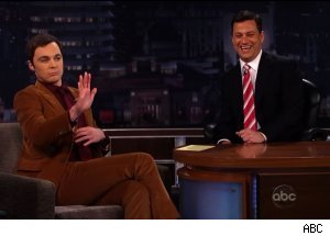 Jim Parsons, 'Jimmy Kimmel Live'