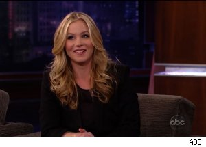 Christina Applegate, 'Jimmy Kimmel Live'
