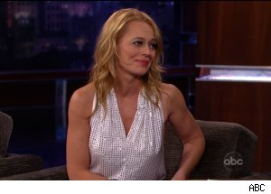 Jeri Ryan, 'Jimmy Kimmel Live'
