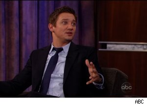 Jeremy Renner, 'Jimmy Kimmel Live'