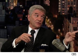 Tom Dreeson talks Frank Sinatra, 'Late Show with David Letterman'
