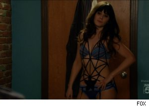 'New Girl' - 'Bad in Bed'