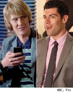 Nolan Ross on 'Revenge' &amp; Schmidt on 'New Girl'