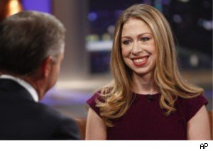 Chelsea Clinton on 'NBC Nightly News'