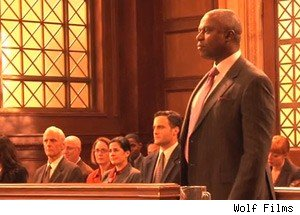 Andre Braugher SVU Preview
