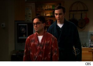 'The Big Bang Theory' - 'The Speckerman Recurrence'