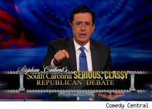 'The Colbert Report'