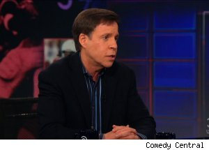 Bob Costas, 'The Daily Show with Jon Stewart'