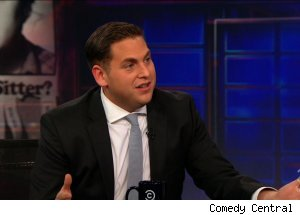 Jonah Hill, 'The Daily Show with Jon Stewart'
