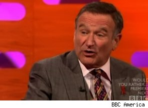 Robin Williams, 'The Graham Norton Show'