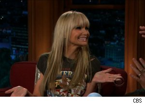 Kristin Chenoweth, 'The Late Late Show with Craig Ferguson'