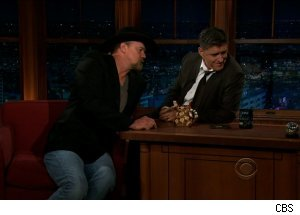 Trace Adkins, 'The Late Late Show with Craig Ferguson'